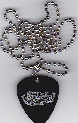 Bullet For My Valentine The Poison Guitar Pick  Pendant Necklace Custom Engraved