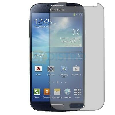 5X Anti Glare LCD Screen Protector Cover for Samsung Galaxy S4 S IV i9500 Phone