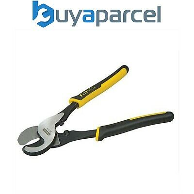 Stanley Fatmax Wire Cable Cutters Pliers 215mm STA089874 0-89-874 Max Cut 14mm