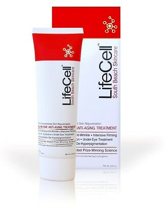 LifeCell Skin Cream Anti-Aging Facial Creme Life Cell by South Beach Skin Care