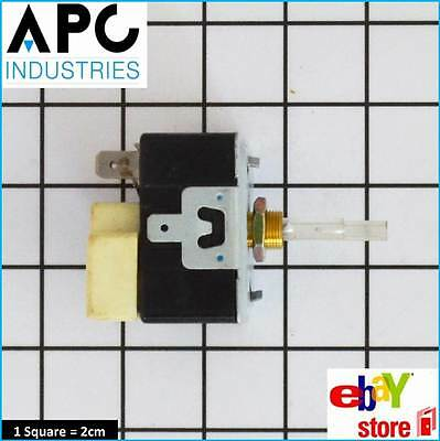 Genuine Chef Cook Top Hotplate Neon Switch Part # 592-00