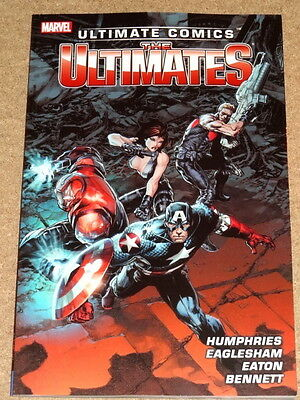 Ultimate Comics Ultimates By Humphries - Volume 1