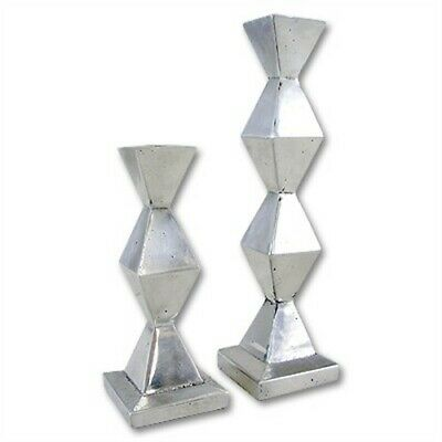 """Wholesale Prices FTD   Aluminum Candle Holders 6"""" & 9"""""""