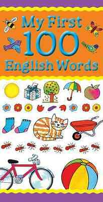 My First 100 English Words - Paperback NEW Clare Beaton 2012-04-01