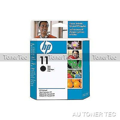 HP Genuine C4810A 11 BLACK Printhead for HP Business Inkjet 1000/1100/1100d
