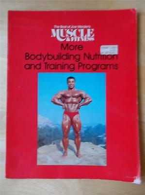 The Best of Joe Weider's MUSCLE & FITNESS bodybuilding book/CHRIS DICKERSON