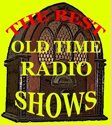 Hall Of Fantasy Old Time Radio Shows Mp3 Cd Mystery