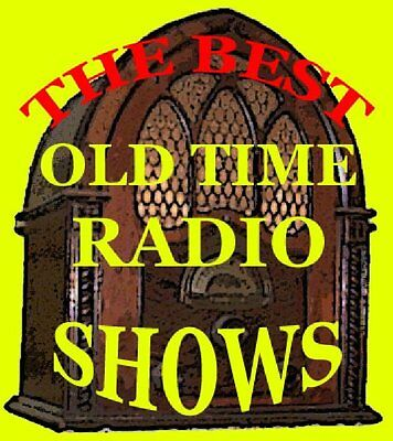 Tales Of Tomorrow Old Time Radio Shows Mp3 Cd Sci-Fi