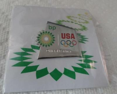 2012 London Olympic Games - Team USA - BP Official Partner Pin -