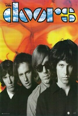 THE DOORS POSTER Amazing Group Shot - Jim Morrison RARE HOT NEW 24x36