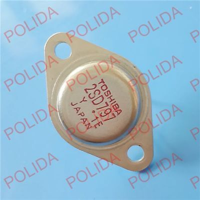 1PCS  Transistor TOSHIBA TO-3 2SD797 D797