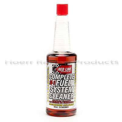 Red Line SI-1 Complete Fuel System Cleaner (2 Pack) RED-60103