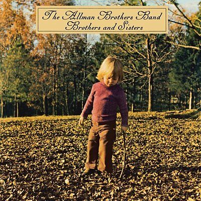 ALLMAN BROTHERS BAND - BROTHERS AND SISTERS VINYL LP (July 8th RE-ISSUE)