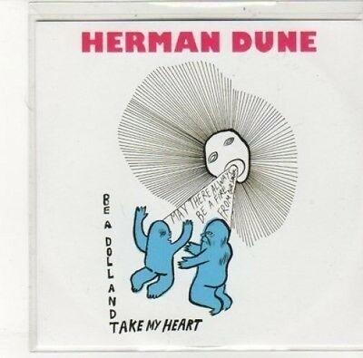 (DK403) Herman Dune, Be A Doll & Take My Heart - 2011 DJ CD