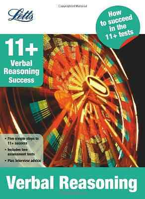 Letts 11+ Success - Verbal Reasoning: Complete Revision - Alison Head NEW Paperb