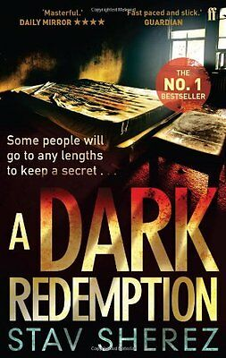 A Dark Redemption (Carrigan and Miller) by Stav Sherez (Paperback 2013)  Great