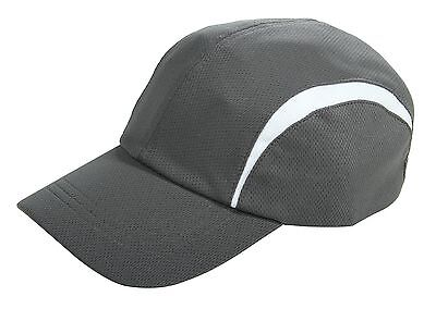Unisex Men Women Comfort Fit Dry Fit Mesh Hat Moisture Wicking Baseball Cap
