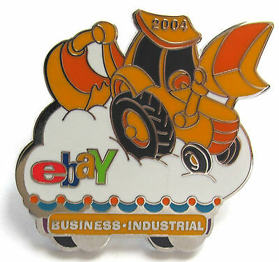 eBay Live 2004 Pin BUSINESS & INDUSTRIAL Category PIN New (Promo Giveaway Item)