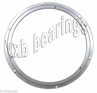 """350mm Lazy Susan Aluminum Bearing 400 lbs Turntable Hardware/Parts 13.8"""" inch"""