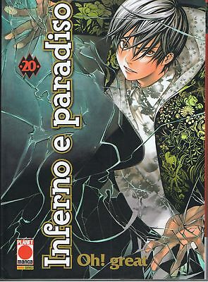 Inferno E Paradiso Collection N. 20 - Nuovo