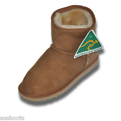 Australian Hand Made Classic Water Resistant Mini Ugg Boots