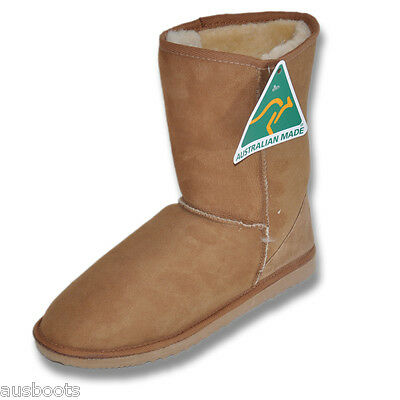 Classic Short UGG BOOTS Genuine Sheepskin Made In Australia Since 1977