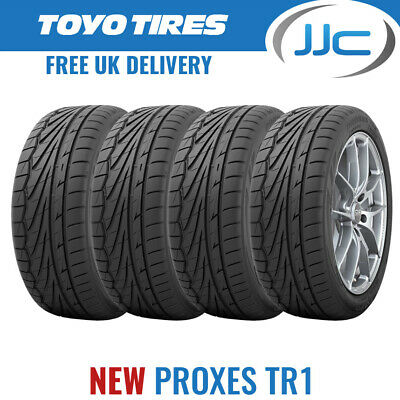 4 x 205/50/15 R15 89V Toyo Proxes T1-R Performance Road Tyres