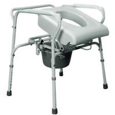 Commode assist - Powered
