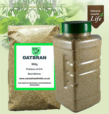 Finest English Oatbran, Dukan Diet, Mornflake, 450g to 25kg Post Free
