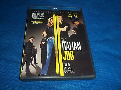 "Mos Def ""The Italian Job'"" Autographed DVD Cover Signed August 2009"