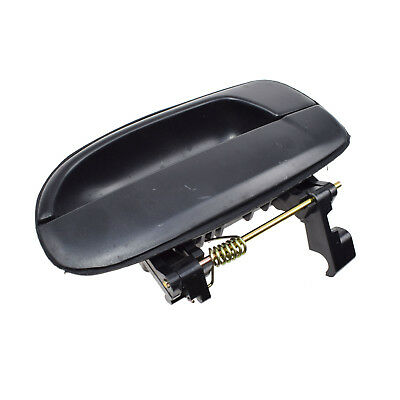 New Outer Outside DOOR HANDLE Rear Right RR Black For Hyundai Accent 8266025000