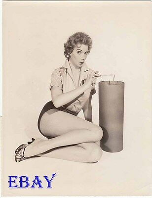 Shirley Peterson leggy 4th of July VINTAGE Photo