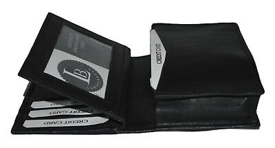 Credit Card And Business Cards Holder Expandable With Flap Free Shipping