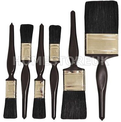 Great Finish Brush For All Paint & Varnish Painting Painter Tool Soft Bristle