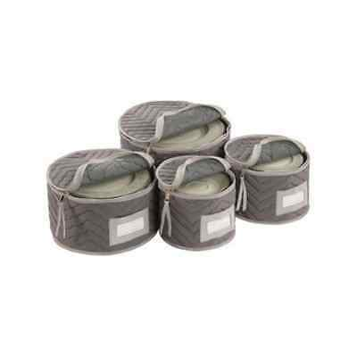 NEW China Dinnerware Storage Deluxe Microfiber Protects