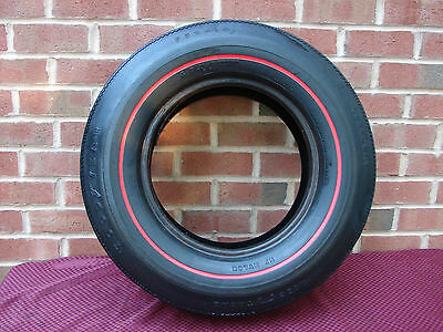 Dated 5-67  Goodyear F70-14 Redline Tire Gto Firebird Chevelle Camaro Ford Mopar