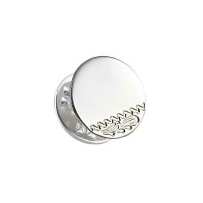 925 Sterling Silver Tie Tack - Various Styles - Ideal gift for Him