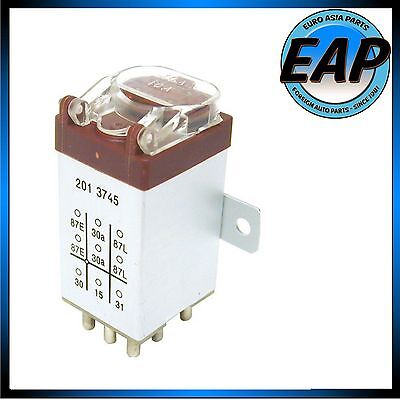 For Mercedes 190,260,300,350,420,500,560,SL Class Overload Protection Relay NEW