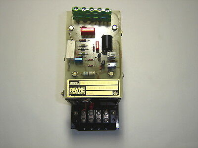 PAYNE 18D-2-15 POWER CONTROL 240VAC 15A 60HZ