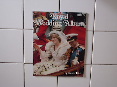 Princess Diana Prince Charles Wedding Photo Booklet Glossy William Kate Harry