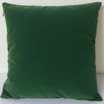 Hunter Suede Like Velvet Cushion Cover Case Made to Order #u17-cc-tp-53