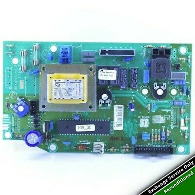 Sime Ecomfort Plus 25He & 30 Boiler Pcb 6301400 Come With 1 Year Warranty