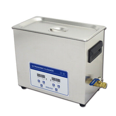 Professional Ultrasonic Cleaner Varity Sizes Heating Timer Digital Mechanical