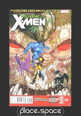 Wolverine And X-Men # 33 - Cover A