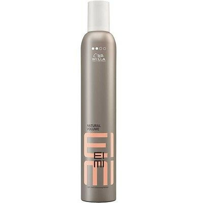 Wella Eimi Natural Volume Hair Styling Mousse 500ml