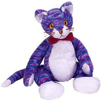 TY Beanie Baby - KOOKY the Cat (9 inch) MWMT's - Stuffed Animal Toy