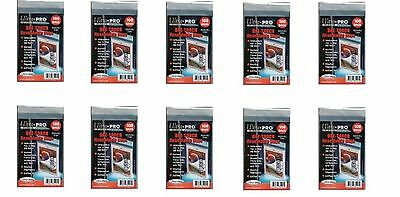 Ultra Pro Resealable One Touch Card Sleeves 1000 count lot Free Shipping New!!!