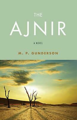 The Ajnir by M.P. Gunderson (English) Paperback Book Free Shipping!