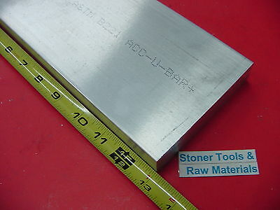 "1-1/2"" X 5"" ALUMINUM 6061 T6511 FLAT BAR 13"" long PLATE New Mill Stock 1.50""x5.0"