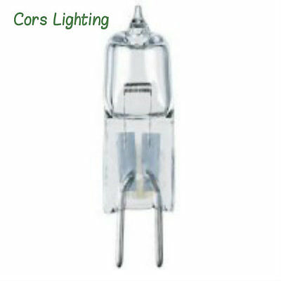 5 Watt Halogen 12V JC G4 Base Light Bulb 5W Bi-Pin Replacement Bulbs